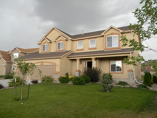 Exterior Painting In Manitou Springs And Colorado Springs CO By EUROPEAN PAI